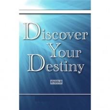 Discover Your Destiny - Book
