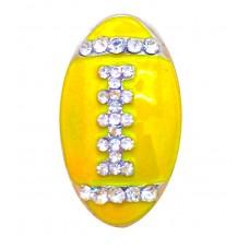 HappySnaps Jewel - Football - Yellow
