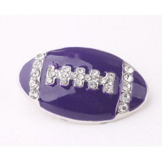 HappySnaps Jewel - Football - Purple
