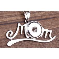 HappySnaps Pendant Snap - Mom