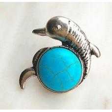 HappySnaps Jewel - Turquoise - Dolphin Design