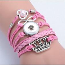 LifeStory HappySnaps Handmade Multi-strand Bracelet - Princess Forever in My Heart