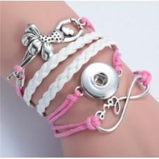LifeStory HappySnaps Handmade Multi-strand Bracelet - I Love Dance!