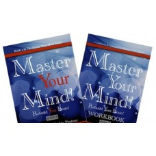 Master Your Mind! Rebuild Your Brain! BOOK AND Workbook - SPECIAL