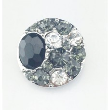 HappySnaps Jewel - Bubbles - Black & White