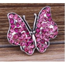 HappySnaps Jewel - Butterfly - Pink