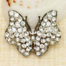 HappySnaps Jewel - Butterfly - White