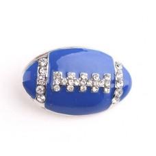 HappySnaps Jewel - Football - Blue