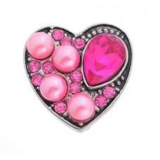HappySnaps Jewel - Heart - Pink